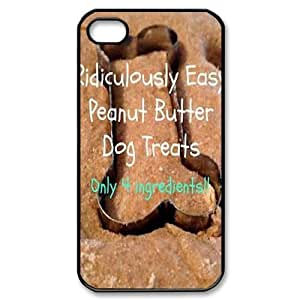 dog DIY Cover Case for iPhone 4,4S LMc-71110 at LaiMc hjbrhga1544