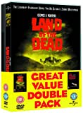 Land of the Dead/Texas Chainsaw Massacre [Import anglais]