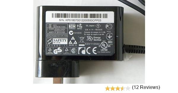 Chargeur Original Acer Iconia Tab A510 KP.01801.001 ADP-18TB A 12V 1.5A w// PLUG