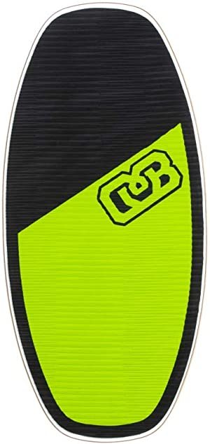 DB Skimboards Flex Streamline Skimboard Green/Black Small