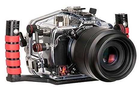 Amazon.com : Ikelite 6870.60 Underwater Camera Housing for Canon ...