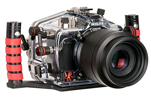 Ikelite 6870.60 Underwater Camera Housing for Canon 60D DSLR Cameras by Ikelite