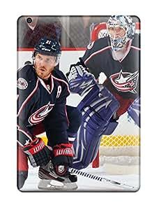 Hot 3917855K440649607 columbus blue jackets hockey nhl (22) NHL Sports & Colleges fashionable iPad Air cases