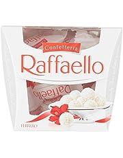 Ferrero Rocher - Raffaello Carton 15 Pieces - 150g