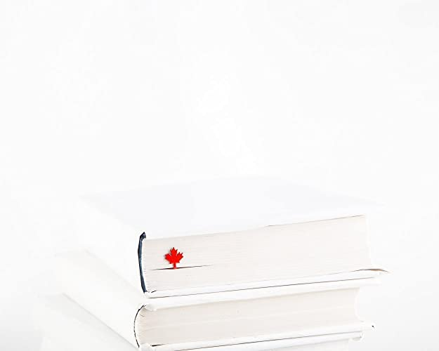 Amazon Gift For Canadians Maple Leaf Bookmark National