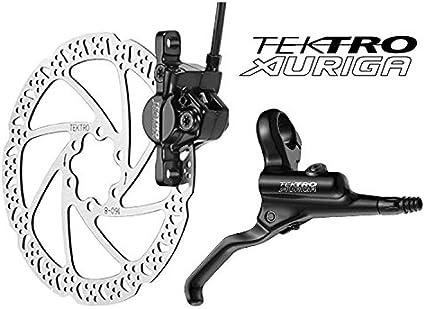 Vélo Tektro Mécanique 160 mm Disque de frein Set LH levier, étrier, disque