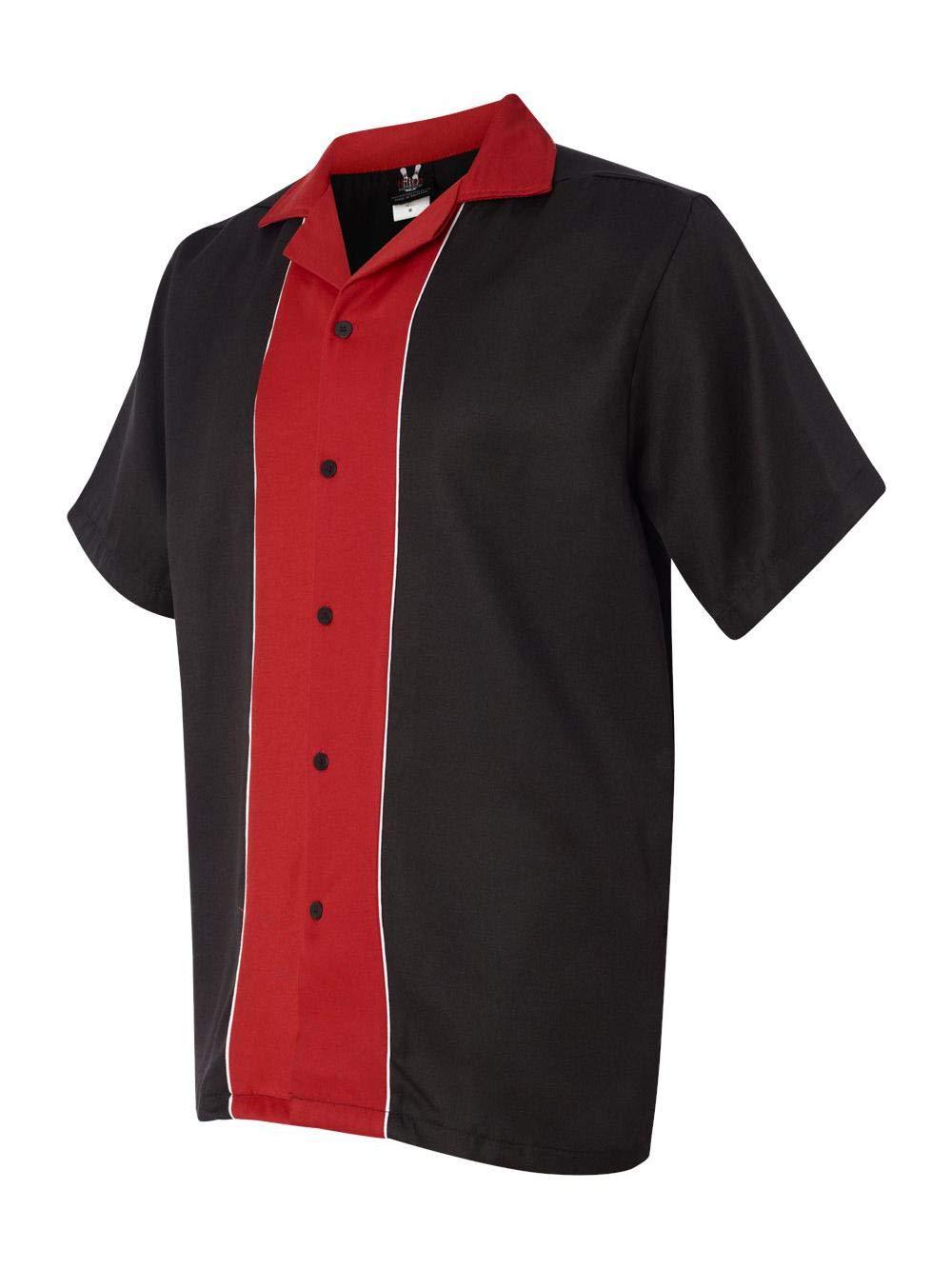 Hilton Bowling Retro Quest (Black_Red) (3X) by Hilton
