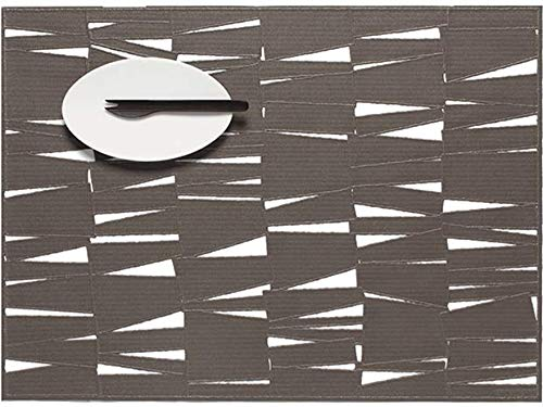 - Chilewich Pressed Modern Placemat 14