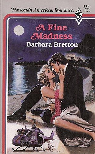 book cover of A Fine Madness