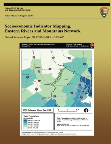 Download Socioeconomic Indicator Mapping, Eastern Rivers and Mountains Network pdf
