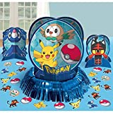 Party Pail Pokemon Table Decorating Kit, Multicolor