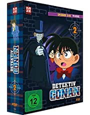Detektiv Conan - Box 2 (Episoden 35-68) [6 DVDs]