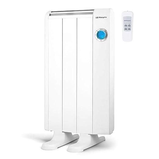 Orbegozo RRE 510 Emisor Térmico Bajo Consumo, 3 Elementos de Calor ...