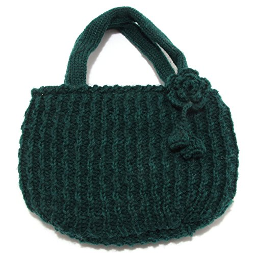 6749w Mini Pochette Handbag Green Donna Verde Woman Karakorum paFPwI