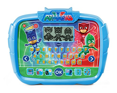 - VTech PJ Masks Time to Be A Hero Learning Tablet