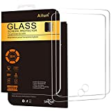 Image of iPad Air 1,iPad Air 2,iPad Pro Screen Protector,9.7 inch[2Pack]by Ailun,Tempered Glass,[Apple Pencil Compatible]Ultra Clear,Anti-Scratch,Case Friendly-Siania Retail Package