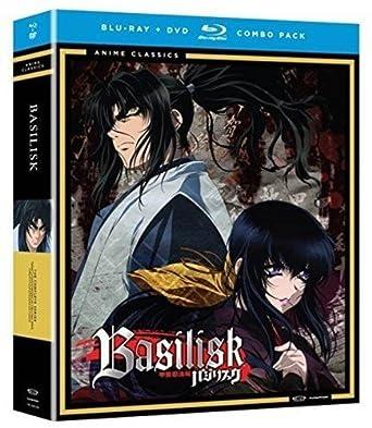 Basilisk: Complete Series Edizione: Stati Uniti Italia Blu ...