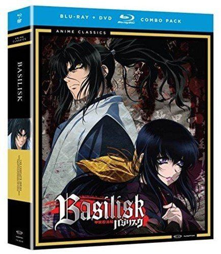 Basilisk: Complete Series (Anime Classics) [Blu-ray + DVD] ()