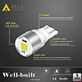 Alla Lighting Newest 194 LED Bulbs Extremely