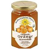 Mediterranean Organic Orange Marmalade, 13 Ounce - 12 per case.