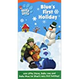 Blue's Clues - First Holiday