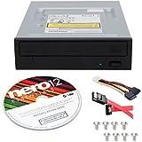 Pioneer BDR-209DBK-KIT 16X Blu-ray Writer Drive + Nero 12 Essentials Burning Software + Sata Cable Kit