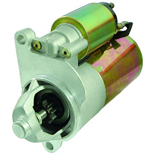 New Starter Fits Ford Aerostar 4.0L 4.0 1997, Mustang, Explorer, Ranger, Mazada B Series Pickup, Mercury Mountaineer, 4R3T-11000-AA, SRX7546X Parts Player