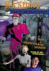 I Was a Sixth-Grade Zombie (Ghosts of Fear Street #30)