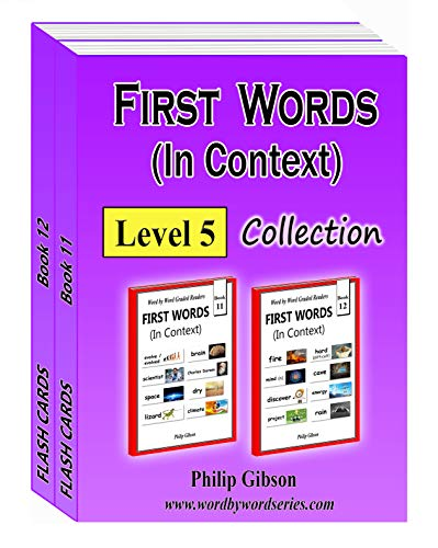 FIRST WORDS in Context: Level 5: Learn the important words first (First Words Collections) (English Edition)