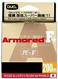 デュエル(DUEL) ライン ARMORED F+ 200M 1.0号 S
