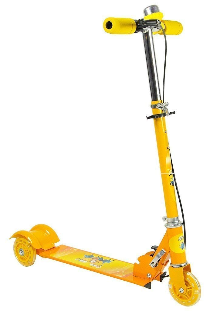 Aastha Enterprise Foldable 3 Wheel Kick Scooter for Kids with Adjustable Height Toys for 3 to 5 Years Boys & Girls (B0821PF5WW) Amazon Price History, Amazon Price Tracker