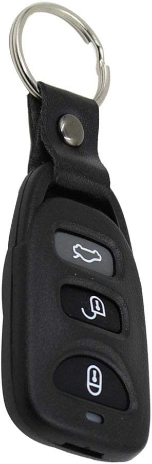 Carcasa para Llave de Coche Hyundai Kia Carens kaakaeu 4 Botones