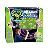 Glow Crazy Distance Doodler *** NEWEST VERSION *** Now Includes 6 Clings in 3 New Colors