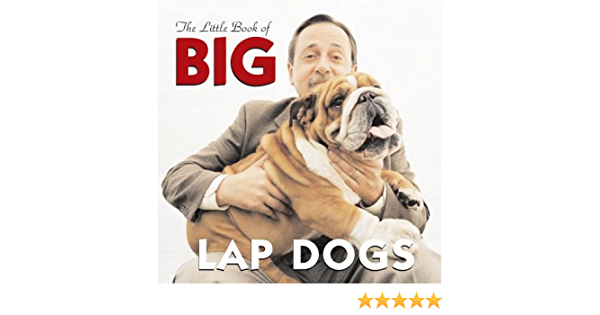 The Little Book Of Big Lap Dogs Donner Andrea K Donner Andrea K Amazon Com Au Books
