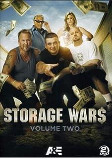 amazon com storage wars season 1 dan dotson a e entertainment