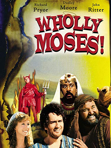 VHS : Wholly Moses