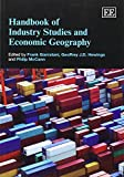 img - for Handbook of Industry Studies and Economic Geography book / textbook / text book