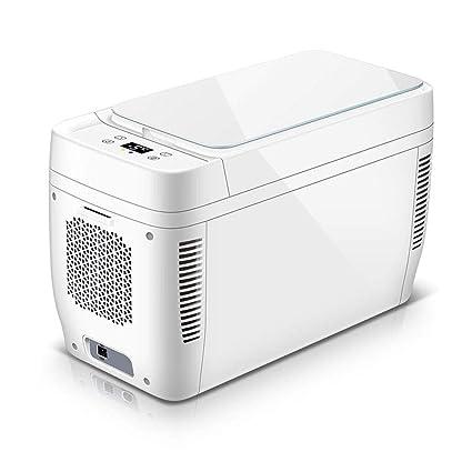 HDZWW Mini refrigerador con congelador de 11L | Refrigerador de ...