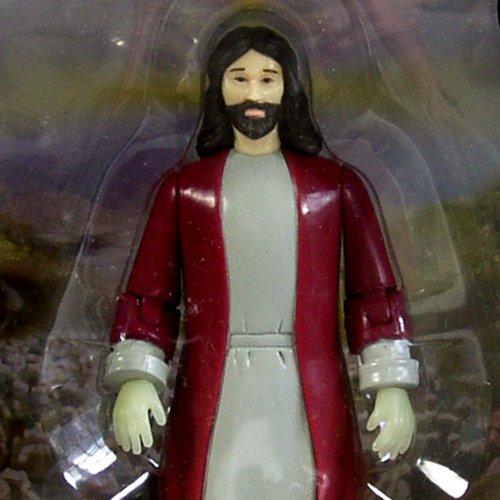 Jesus Action Figure Deluxe (Jesus Action Doll)