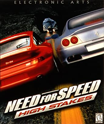 amazon need for speed high stakes 輸入版 レーシング ゲーム