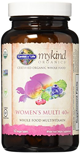 Garden Life Multivitamin Women Supplement product image