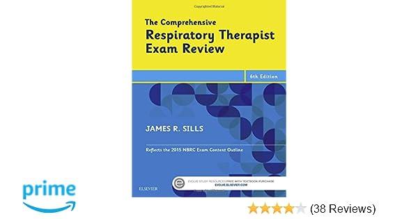 The comprehensive respiratory therapist exam review 6e the comprehensive respiratory therapist exam review 6e 9780323241342 medicine health science books amazon fandeluxe Choice Image