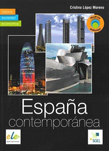 Espana Contemporanea 2014: Historia - Sociedad - Economia Spanish Edition by Cristina Lopez Moreno 2014-06-01: Amazon.es: Cristina Lopez Moreno: Libros