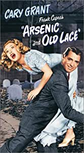 Amazon.com: Arsenic and Old Lace [VHS]: Cary Grant, Priscilla Lane, Raymond Massey, Jack Carson