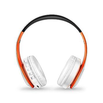 Auriculares Bluetooth Inalámbricos Reducción De Ruido Inteligente Auriculares Estéreo Auriculares Inalámbricos Plegable Micrófono Incorporado Y Modo