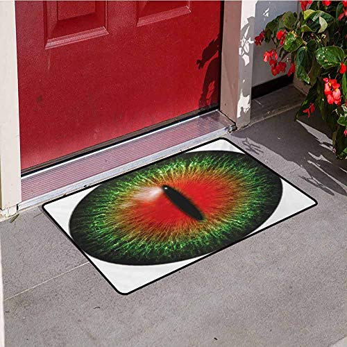 Jinguizi Reptile Universal Door mat Creepy Exotic Cat