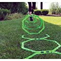 Octa-Rings Exercise and Agility Rings