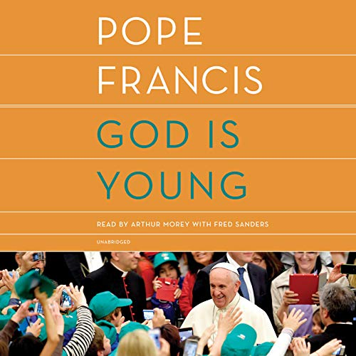 God Is Young: A Conversation by Random House Audio
