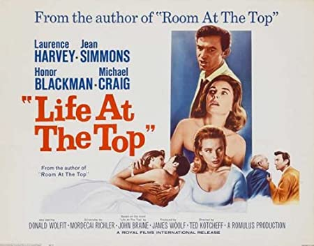 Life at the Top Poster Movie B 27 x 40 In - 69cm x 102cm Laurence ...