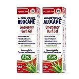 Alocane Maximum Strength Emergency Room Burn Gel